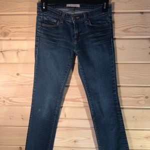 J Brand 914 Jeans in Ink Wash